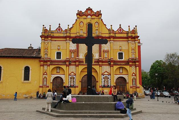 San Cristóbal de las Casas, Chiapas, México. Foto © Patrick Mreyen