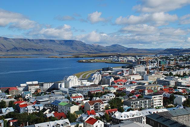Reikiavik, Islandia. Foto © Patrick Mreyen