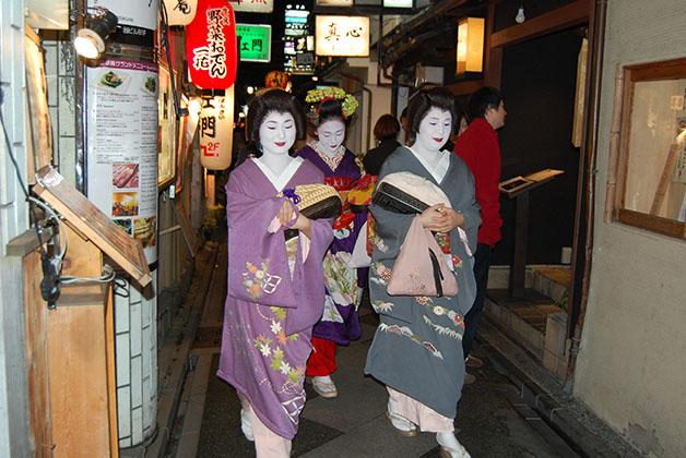 Kioto, Japón. Foto © Silvia Lucero